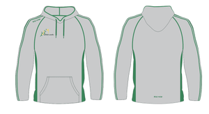 Australian 2019 World Korfball Championships Hoodie (GREEN/GOLD/GREY)