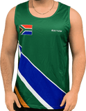 South Africa - Singlet