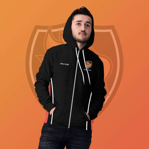 Hoodie Latin Heat Rugby League