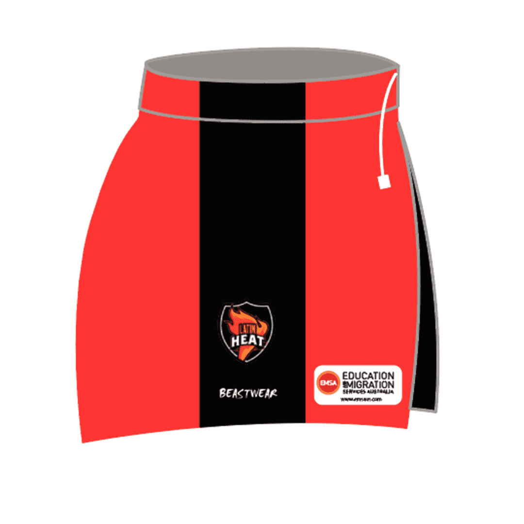 Shorts Latin Heat Rugby League
