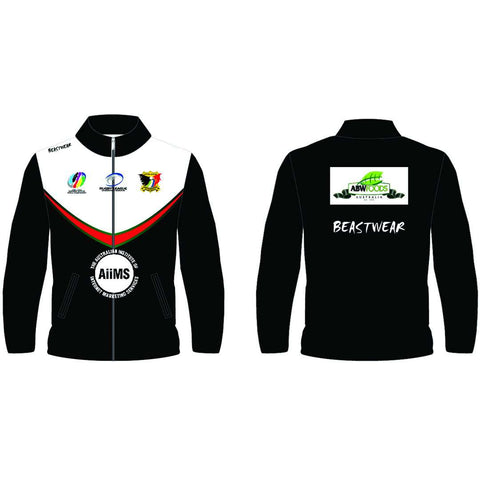 Club Jacket - Mediterranean Rugby League