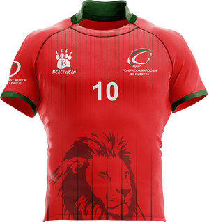 Morocco Rugby League Jersey