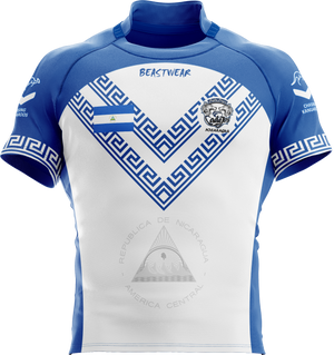 Nicaragua Rugby League Jersey