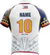 Philippines Rugby League Jersey - Away