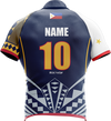 Philippines Rugby League Jersey - Home