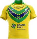 Brasil Rugby League Jersey