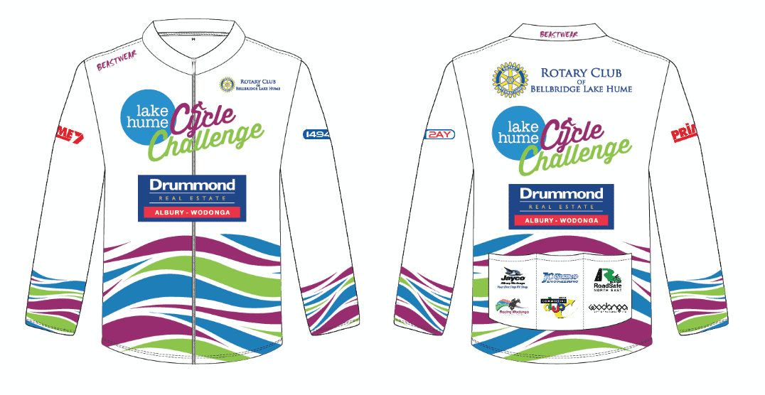 Bike Jersey Long Sleeve - LHCC '19 Free Delivery