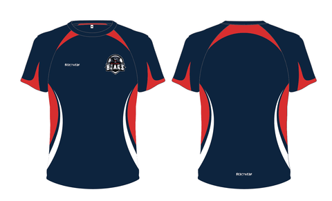 Bellarine Bears Baseball Warm Up: Training Shirt