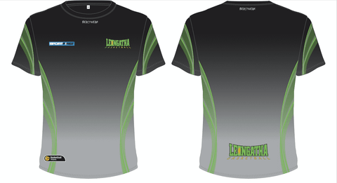 Leongatha Basketball Warm Up Shirt