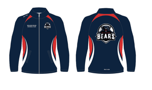 Bellarine Bears Baseball Jacket