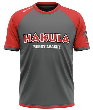 Hakula Rugby League Training Shirt