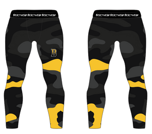 Brisbane Bandits Base Layer Lower body (Shorts/Tights)