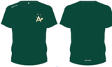 Baseball Australia Training T Shirt - Green