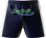 Playing Shorts Navy Tridents
