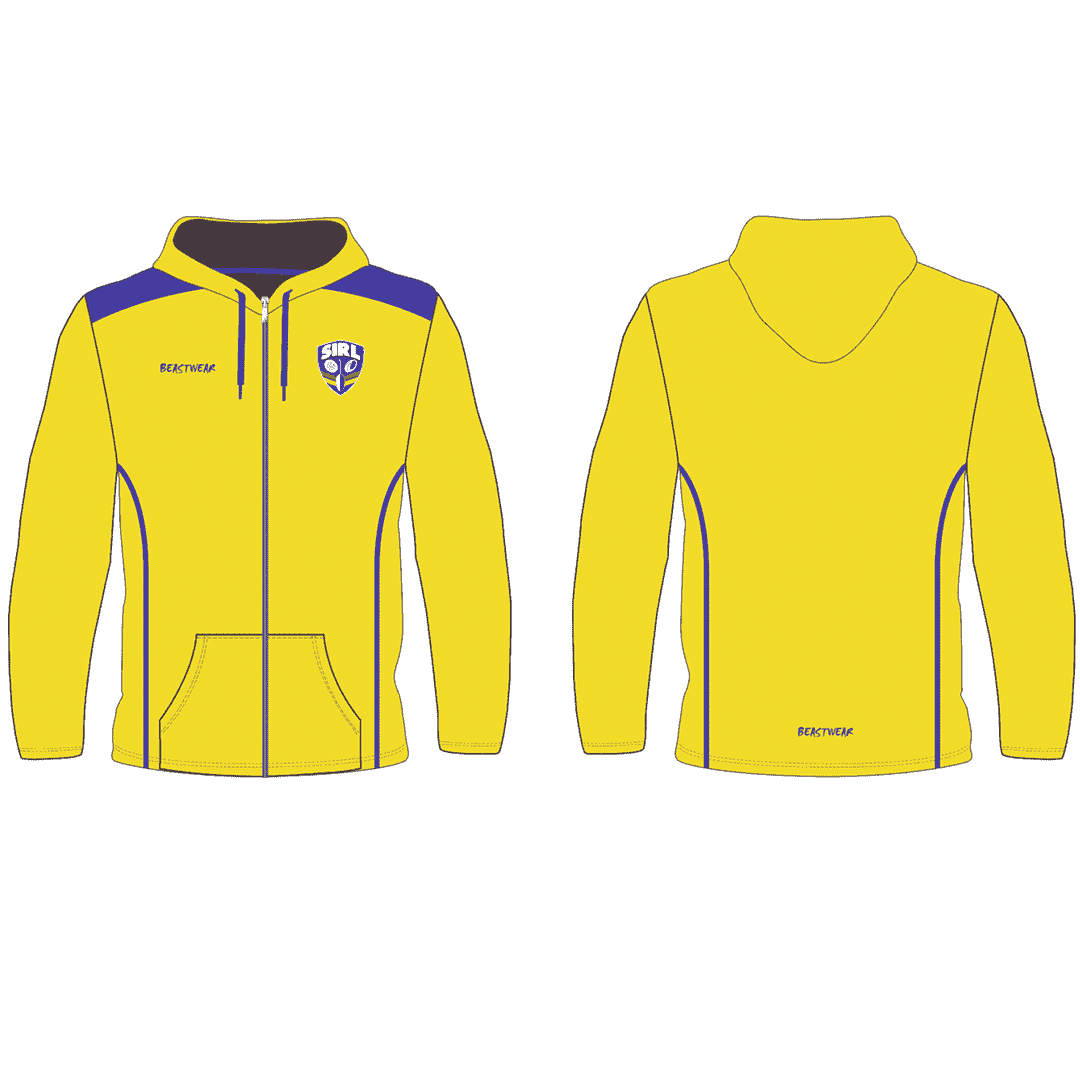 Club Hoodie Solomon Islands Rugby League