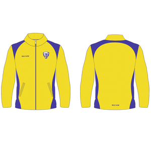 Yellow Club Jacket - Solomon Islands Rugby League