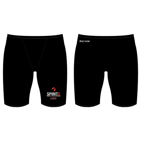 Limited Edition Compression Shorts - Warby Motorsports World Record