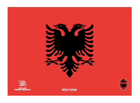 Towel - Albania Rugby League