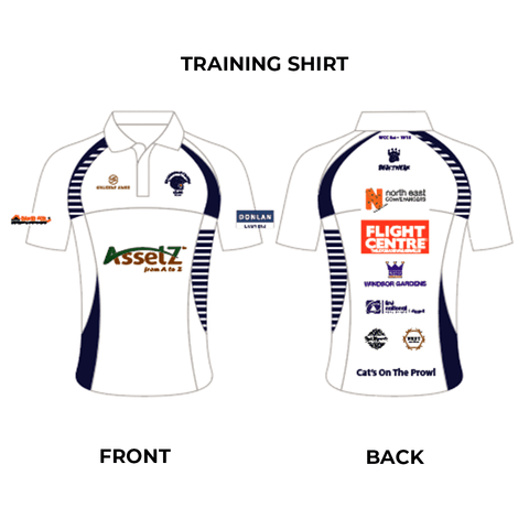 Training Shirt Walkerville Cricket Club