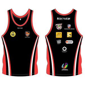 Singlet - Latin Heat Rugby League