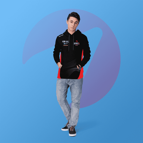 Limited Edition Hoodie - Warby Motorsports World Record