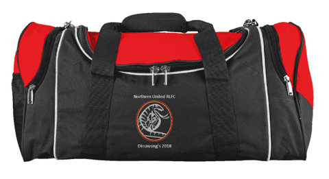 Duffle Bag - Northern United RLFC