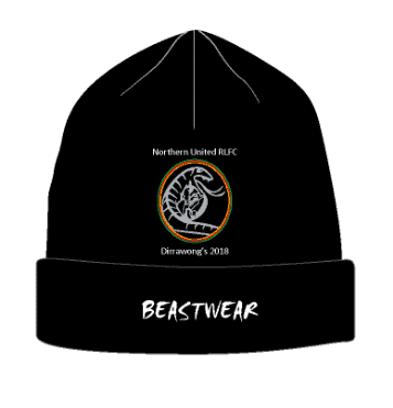 Beanie - Northern United RLFC