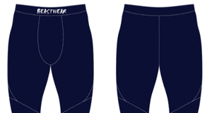 Compression Shorts - Bluebird Softball