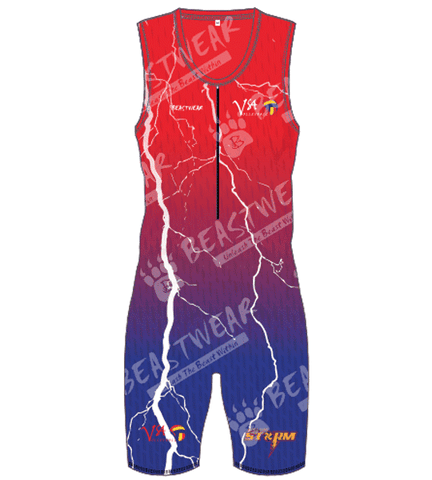 Custom Triathlon Body Suit