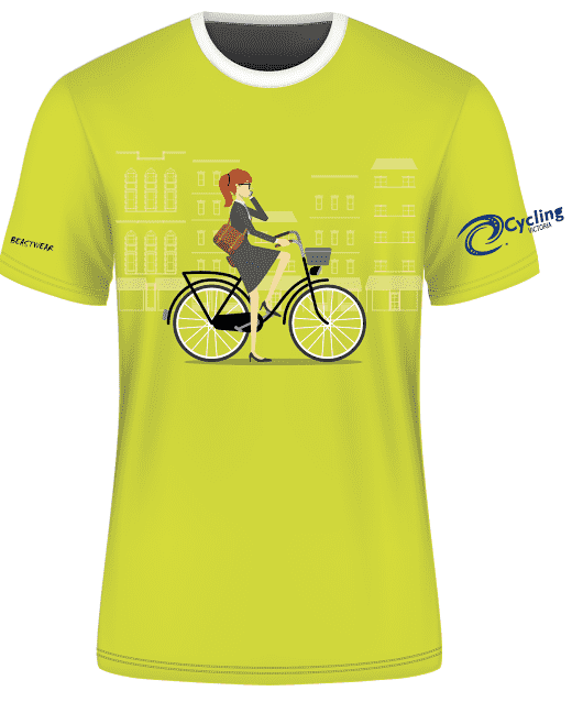 Cycling Victoria  T Shirt 3- Free Shipping Australia Wide