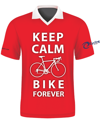Cycling Victoria T-Shirt