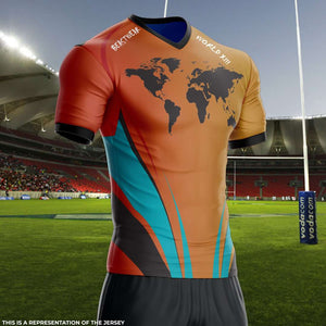 Jersey - Emerging Nations Rugby League