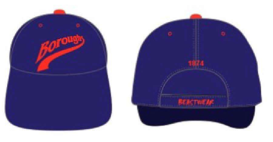 Hat - Blue Design PMFC