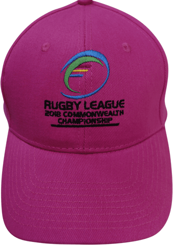 Cap - Commonwealth Champions League '18 Pink