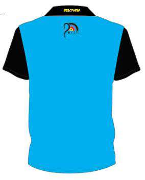 WA Archery Polo Blue