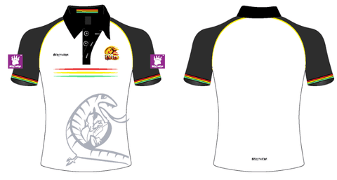 Polo - White Design Northern United RLFC