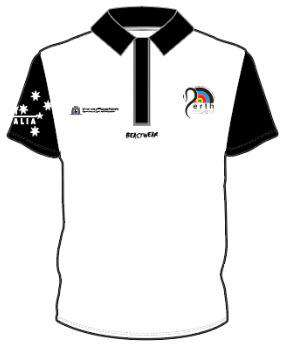 Polo - White WA Archery