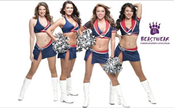 Download Custom Cheerleading Clothes Catalogue