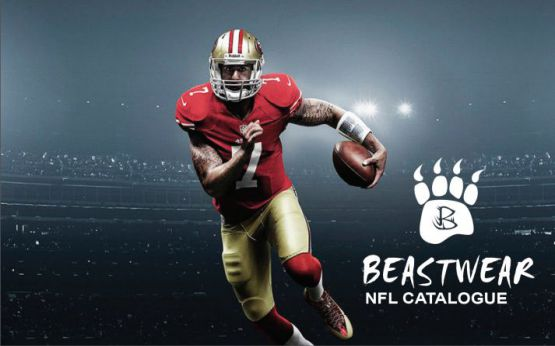 Download Custom NFL Clothes Catalogue