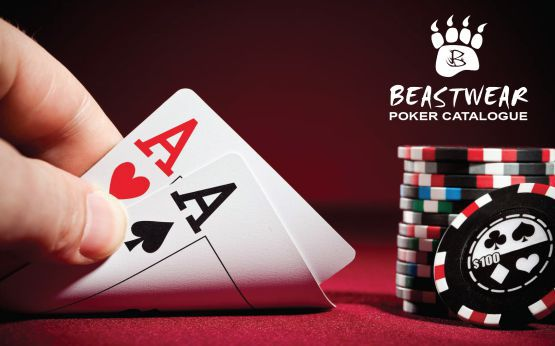 Download Custom Poker Clothes Catalogue