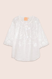 Ece Blouse in White