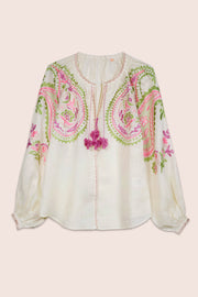 Ece Blouse in Creme