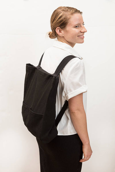 V-Affaires classées / Tote Backpack