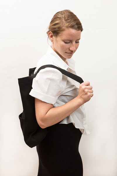 Affaires classées / Tote Backpack