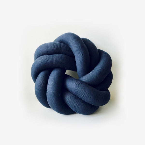 Circle Knot Cushion - Choose from 24 Colours