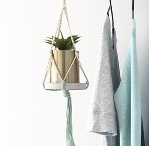 Plants Hang It designs, Macrame hanger, Free shipping, Australian home decor, home wears