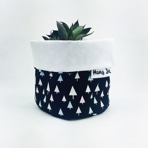 Tree Fabric Pot - Hang It