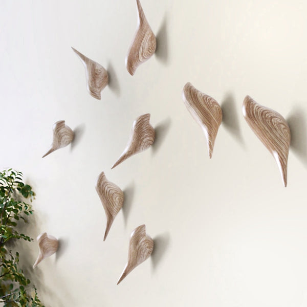Bird wall hook