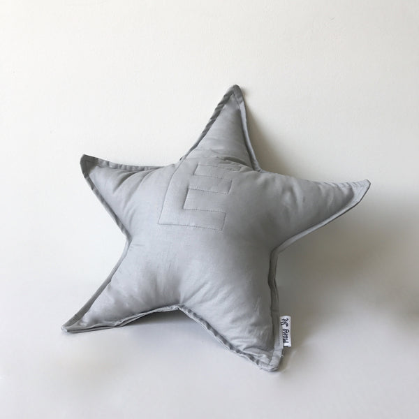 DS - STAR Personalised Initial Cushions