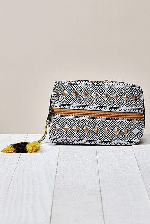 Handbags - Nepal Hand Woven Small Travel Bag